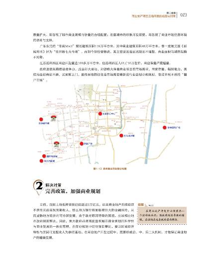 商业地产项目定位与建筑设计(商业地产生存手册)