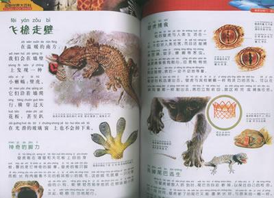 动物世界大百科(少儿注音彩图版)——中国儿童成长必读书